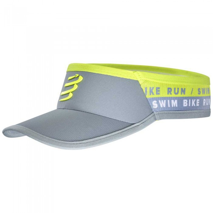 [해외]컴프레스포트 Ultralight Born To SwimBikeRun 2020 6137616363 Grey