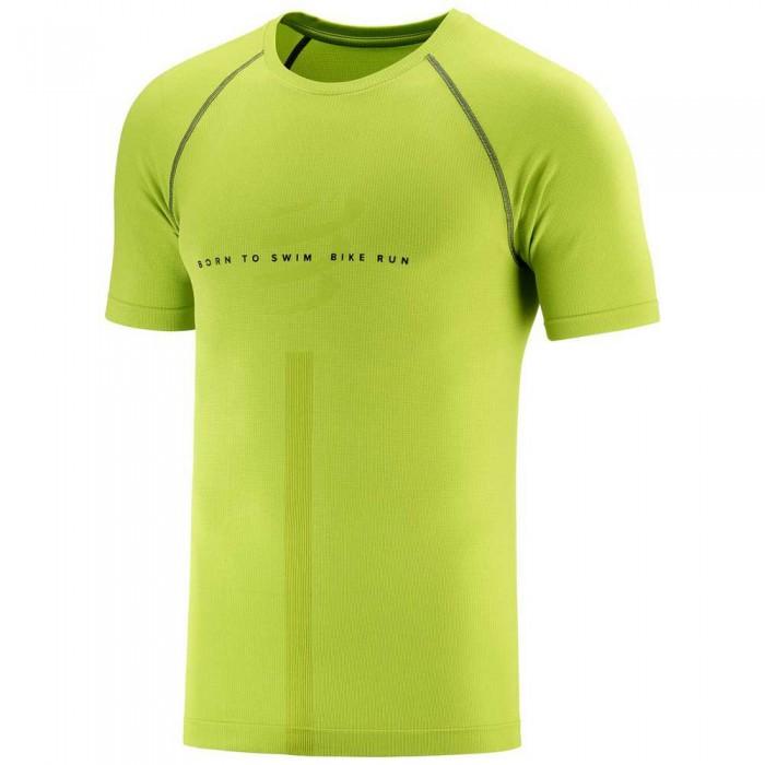 [해외]컴프레스포트 Training Born To SwimBikeRun 2020 6137616358 Lime
