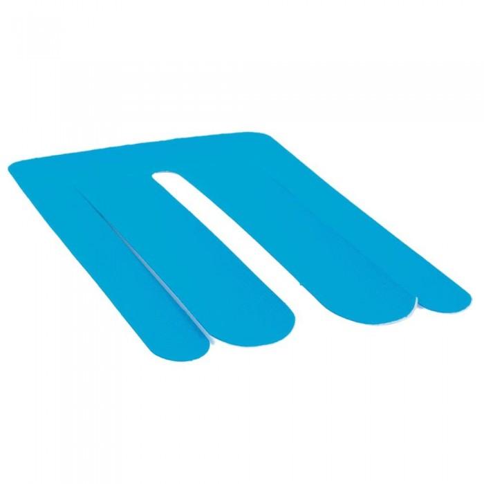 [해외]GYMSTICK Kinesiology Tape Pre-Cut Lower Back 7137686129 Blue