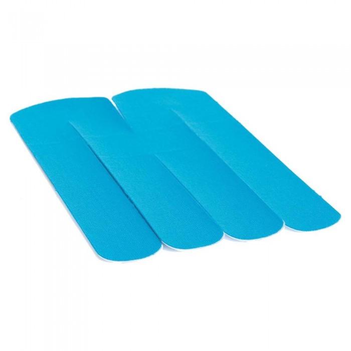 [해외]GYMSTICK Kinesiology Tape Pre-Cut Neck / Shoulder 7137686132 Blue