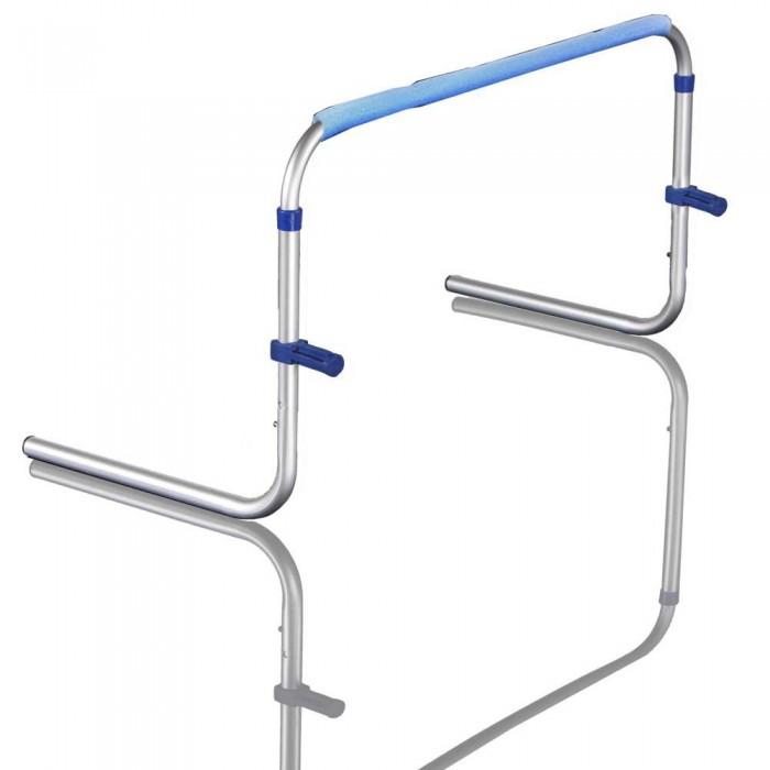 [해외]GYMSTICK Bounce-Back Hurdle 66-105 cm 7137686066 Chromed / Blue