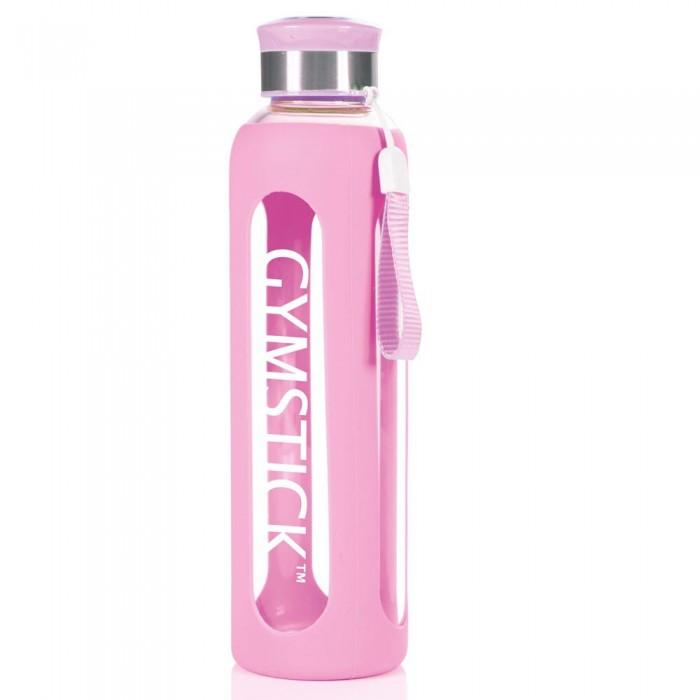 [해외]GYMSTICK Glass Water 600ml 7137686073 Pink