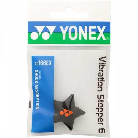 [해외]YONEX Star AC166EX Tennis Dampener 12137646485 Black / Orange