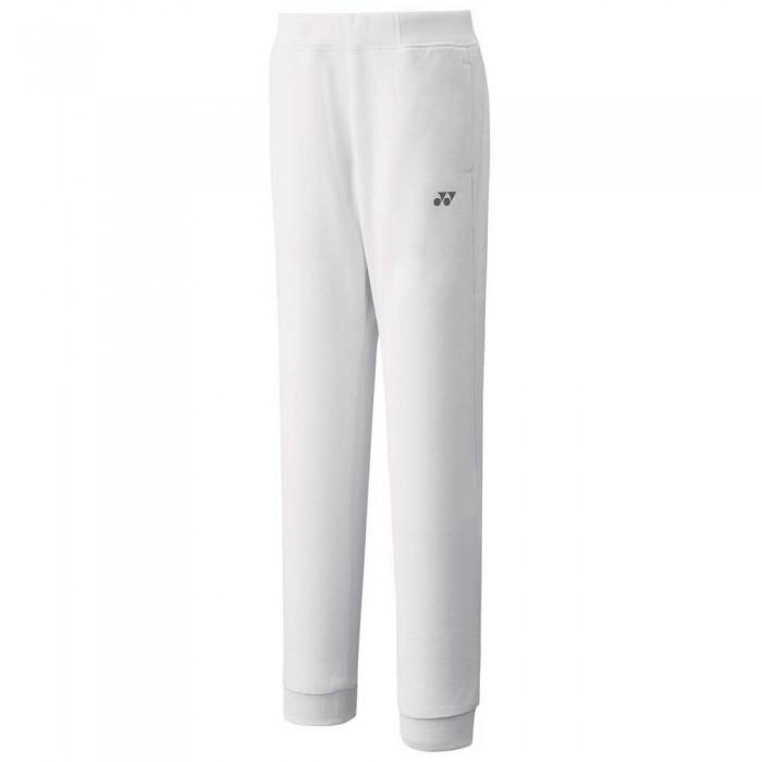[해외]YONEX Logo Long Pants 12137646690 White