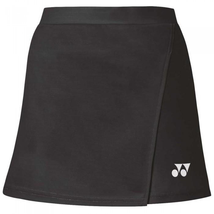 [해외]YONEX Skirt 12137646686 Black