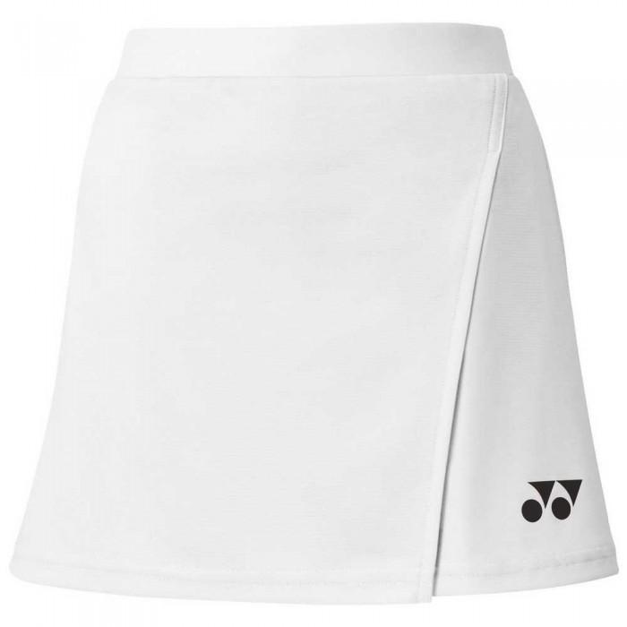 [해외]YONEX Skirt 12137646687 White