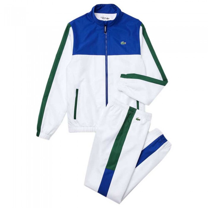[해외]라코스테 Sport Lightweight Colourblock 12137648616 Blue / White / Green