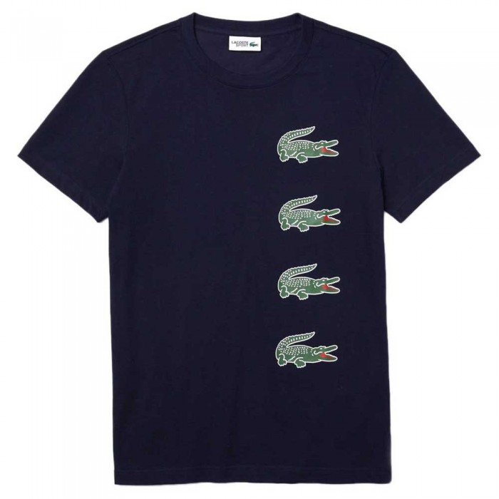 [해외]라코스테 Sport Crocodile 137648609 Navy Blue