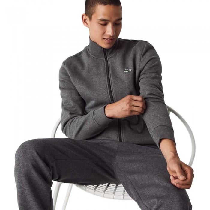[해외]라코스테 Sport Cotton Blend 137685234 Grey Chine / Graphite