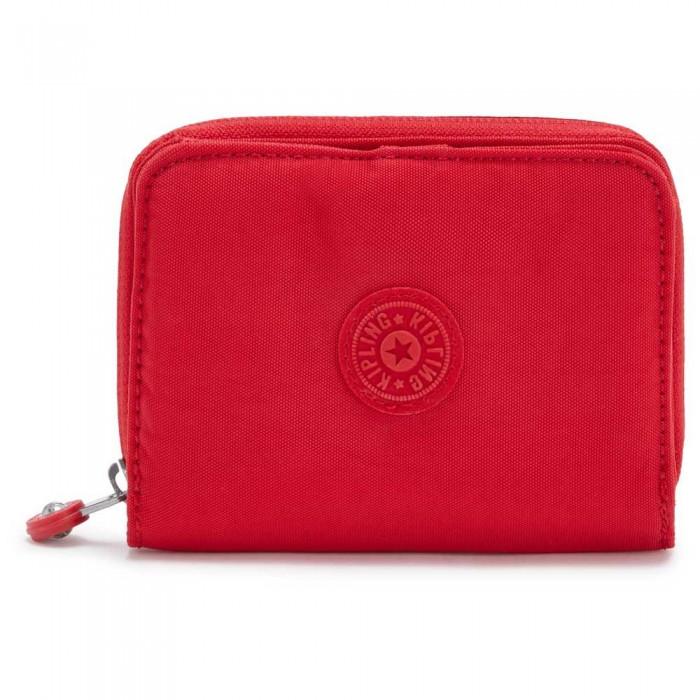 [해외]키플링 Money Love 137625543 Red Rouge