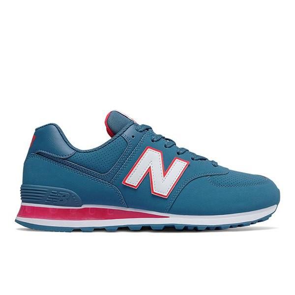 [해외]뉴발란스 574E V2 Man137614815 Blue