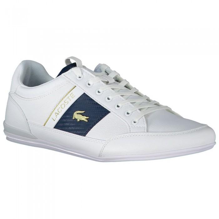 [해외]라코스테 Chaymon Leather Man137648470 White / White
