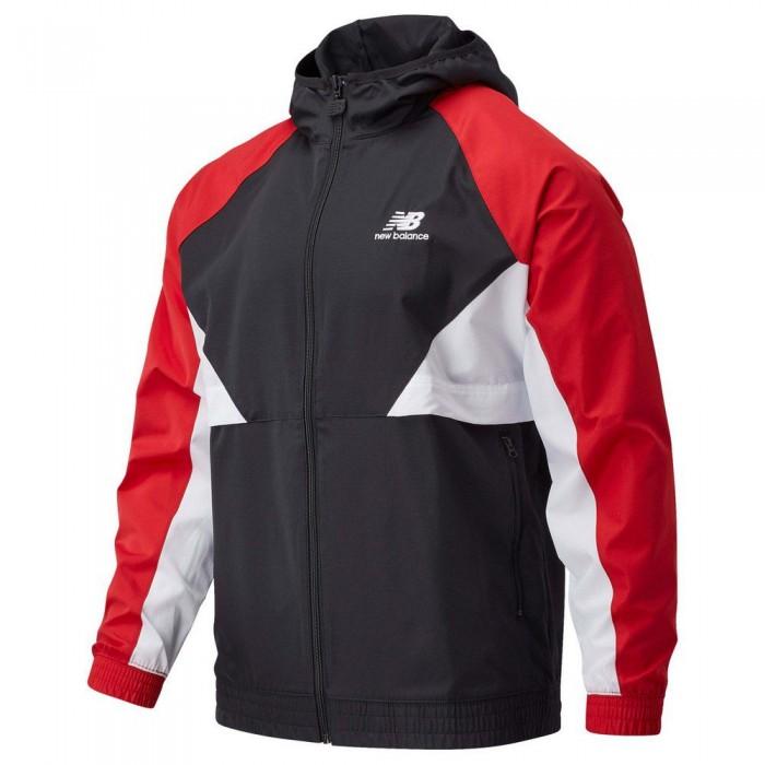 [해외]뉴발란스 Athletics Podium Windbreaker 137615735 Teamredp
