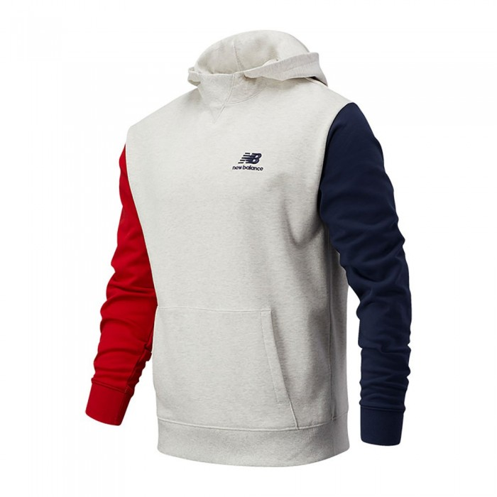[해외]뉴발란스 Athletics Village Fleece Pullover 137615831 Seaslhtr