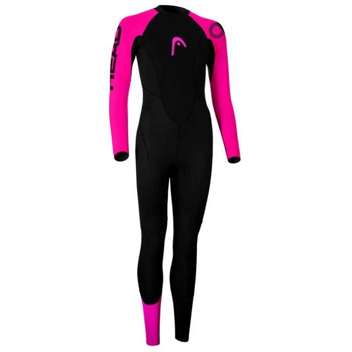 [해외]헤드 SWIMMING Explorer FS 3/2/2 mm 6137475038 Black / Pink
