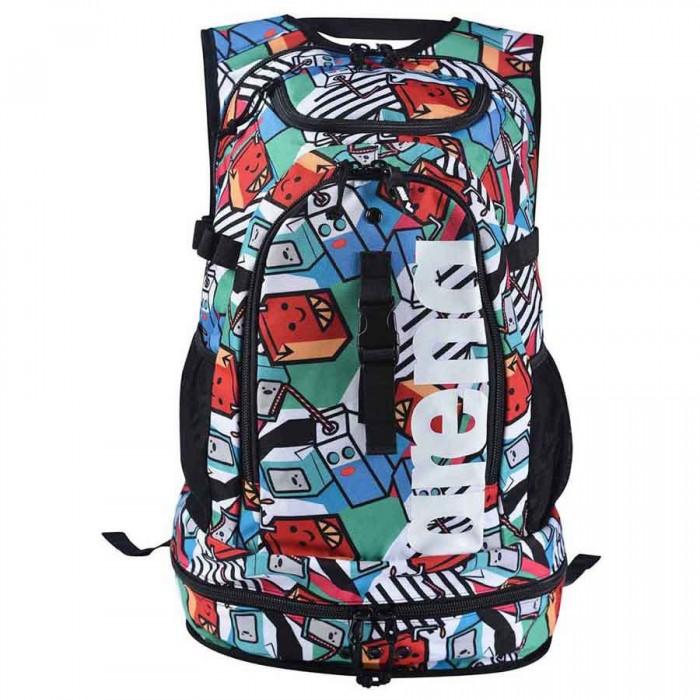 [해외]아레나 Fastpack 2.2 Allover 6137461314 Neon Glitch
