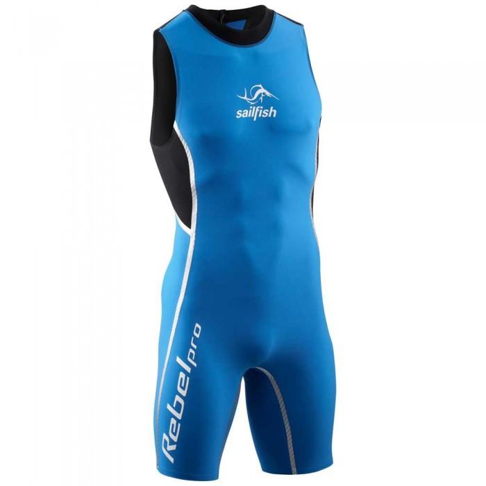 [해외]SAILFISH Swimskin Rebel Pro 2 6137473162 Blue / White