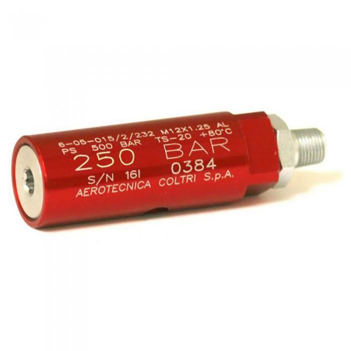 [해외]COLTRI Safety Valve 250 Bar 10137684886 Red / Silver
