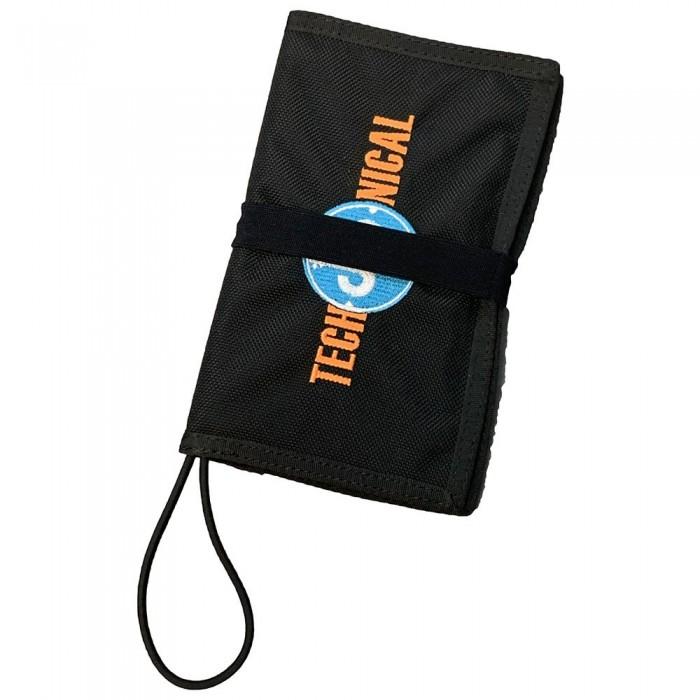 [해외]DE PROFUNDIS Underwater Notebook With Cover And Technical Pen 10137685427 Black / White
