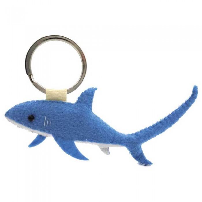 [해외]DIVE INSPIRE Taylor Thresher Shark Keychain 10137681512 Blue / White