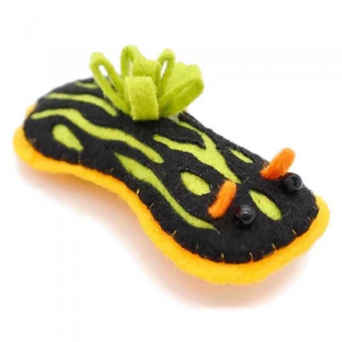 [해외]DIVE INSPIRE Kuby Nudibranch Magnet 10137681518 Black / Orange / Lime