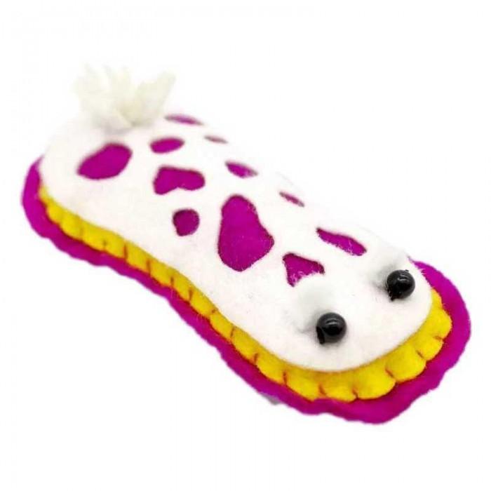 [해외]DIVE INSPIRE Tammy Nudibranch Magnet 10137681521 White / Purple / Yellow