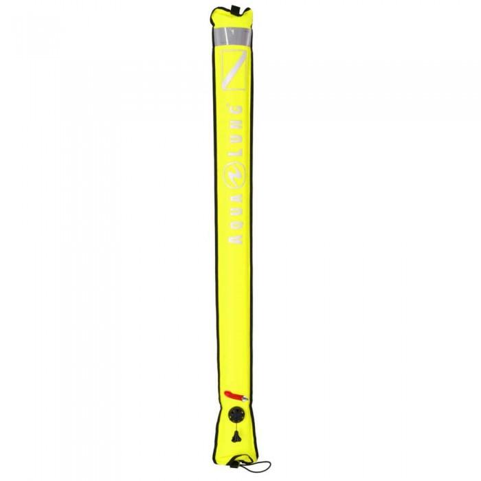 [해외]아쿠아렁 Emergency Deco Stop Single Breath 10137691458 Yellow