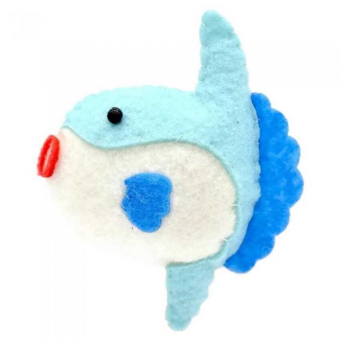 [해외]DIVE INSPIRE Molly Mola Mola Magnet 10137681524 Blue / White