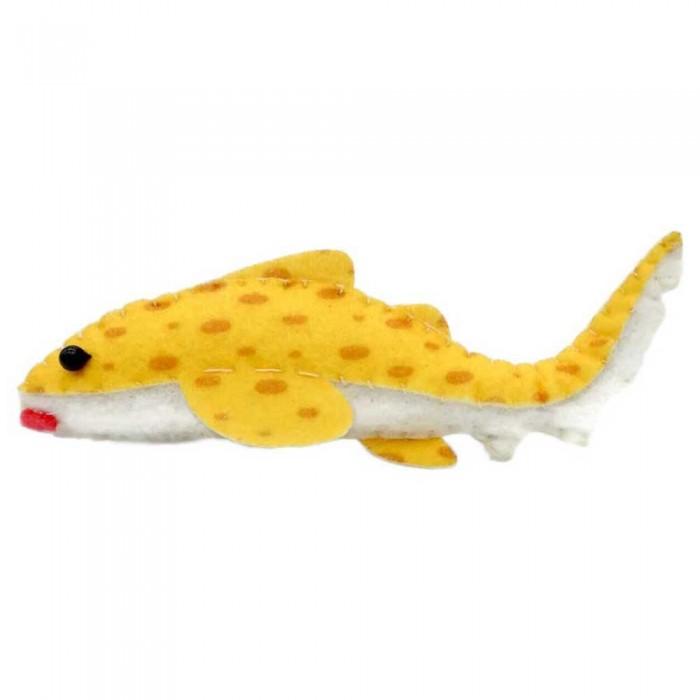 [해외]DIVE INSPIRE Leo Leopard Shark Magnet 10137681528 Yellow / White