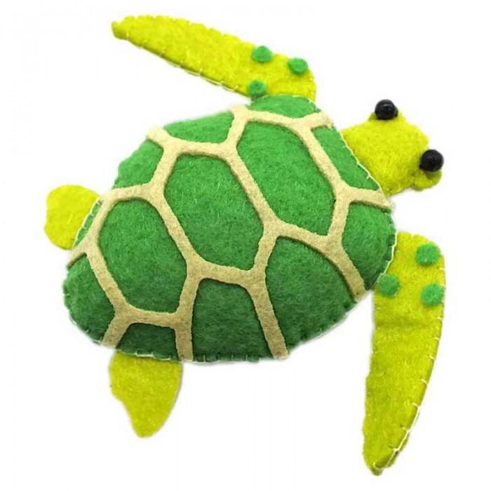[해외]DIVE INSPIRE Sunny Green Sea Turtle Magnet 10137681533 Green