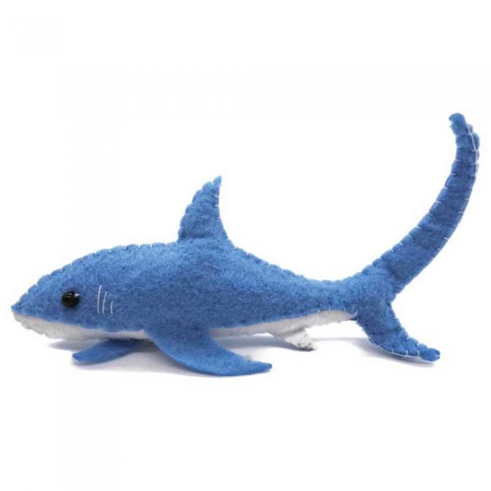 [해외]DIVE INSPIRE Taylor Thresher Shark Magnet 10137681535 Blue / White