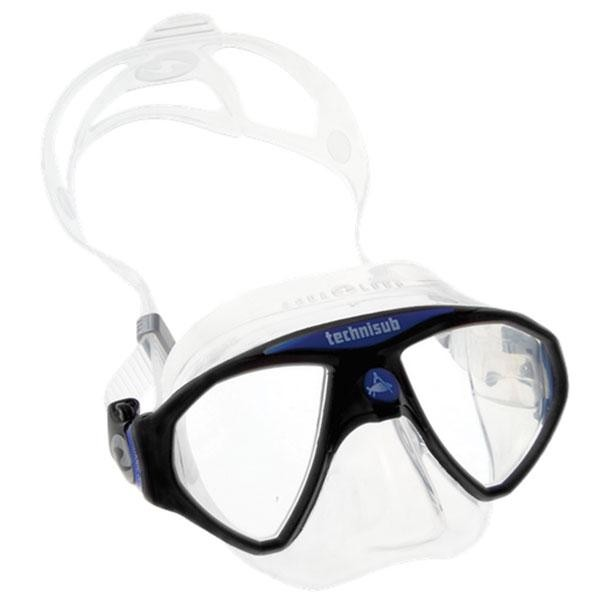 [해외]아쿠아렁 Micromask 10554855 Transparent Blue
