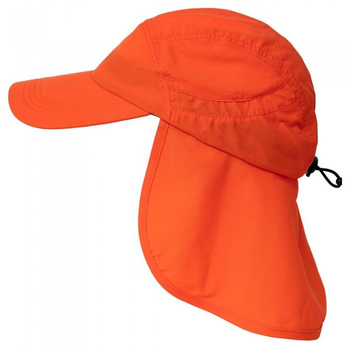 [해외]IQ-UV Cap+Neck 10137096510 HiVi Orange