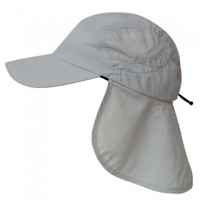 [해외]iQ-Company Cap+Neck 10137425913 Grey