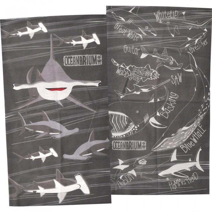 [해외]OCEANARIUM Hammerhead Sharks 10137681004 Black / Grey
