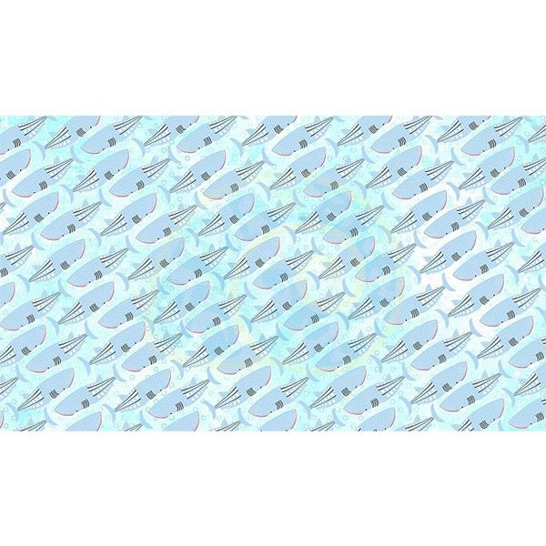 [해외]OCEANARIUM Whaleshark L 10137681036 Blue / Multicolor