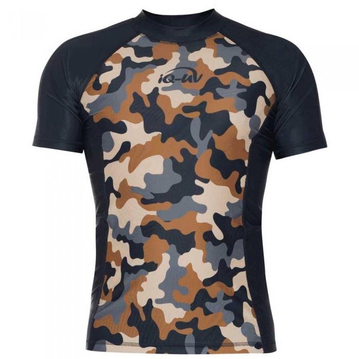[해외]iQ-Company UV 230 Shirt Slim Fit 10136789907 Olive