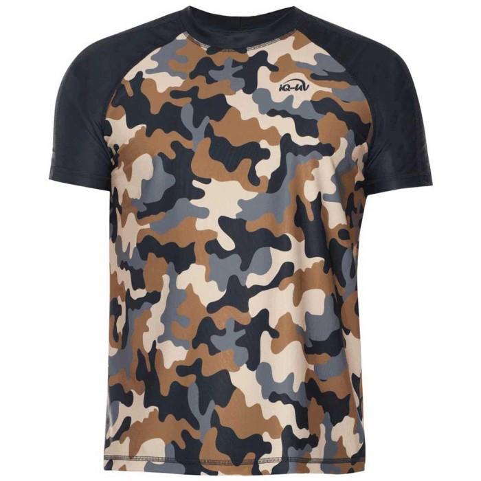 [해외]iQ-Company UV 230 Shirt Loose Fit 10136789909 Olive