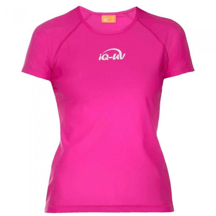 [해외]iQ-Company UV 300 Shirt Loose Fit 10136789917 Pink
