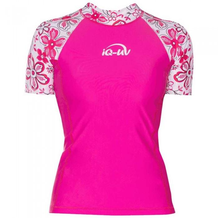 [해외]iQ-Company UV 230 Shirt Slim Fit 10136789918 Two / Pink