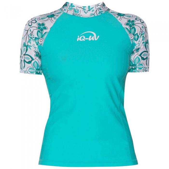[해외]iQ-Company UV 230 Shirt Slim Fit 10136789919 Two / Carib