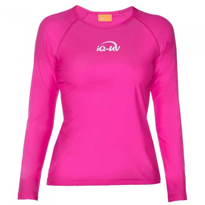 [해외]iQ-Company UV 300 Shirt Loose Fit L/S 10136789920 Pink