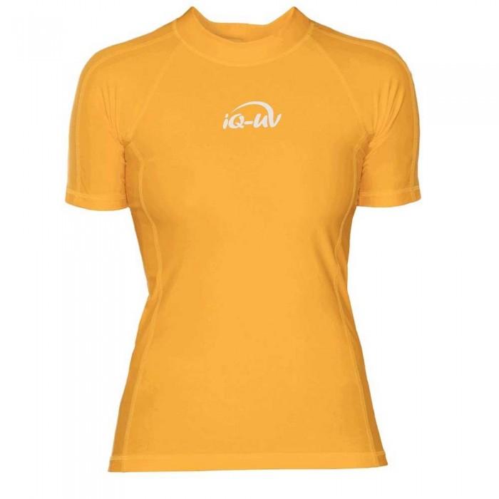 [해외]iQ-Company UV 300 Shirt Slim Fit 10136789923 Yellow