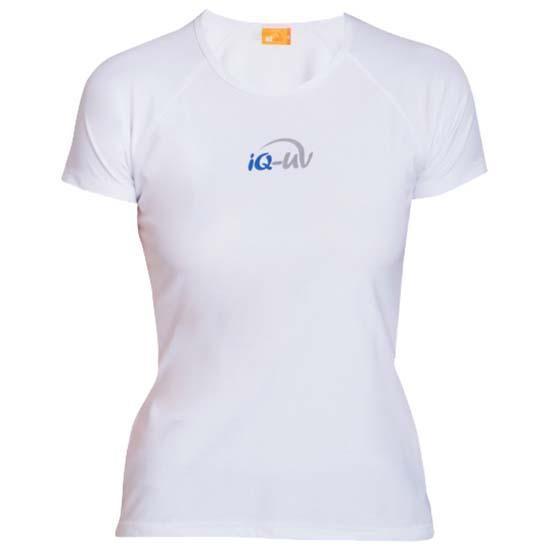 [해외]iQ-Company UV 300 Shirt Loose Fit 10136789924 White
