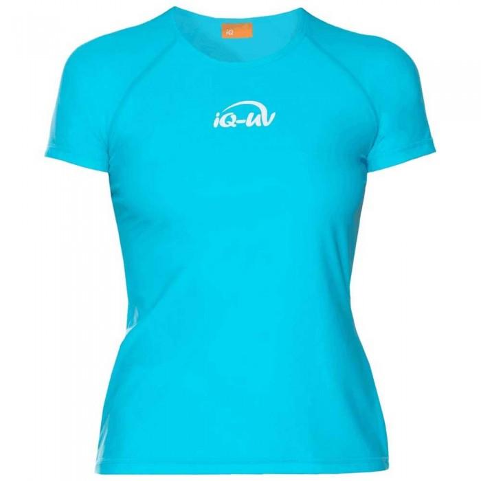 [해외]iQ-Company UV 300 Shirt Loose Fit 10136789928 Turquoise