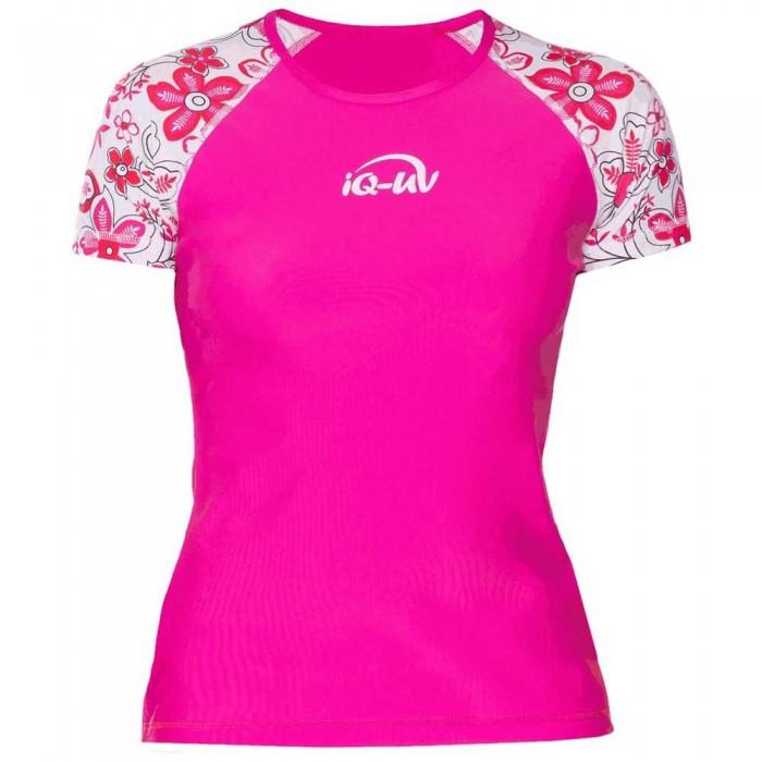 [해외]iQ-Company UV 230 Shirt Loose Fit 10136789931 Two / Pink