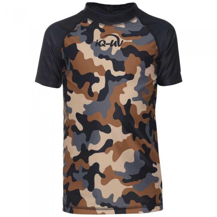 [해외]iQ-Company UV 230 Shirt Youngster 10136789946 Olive