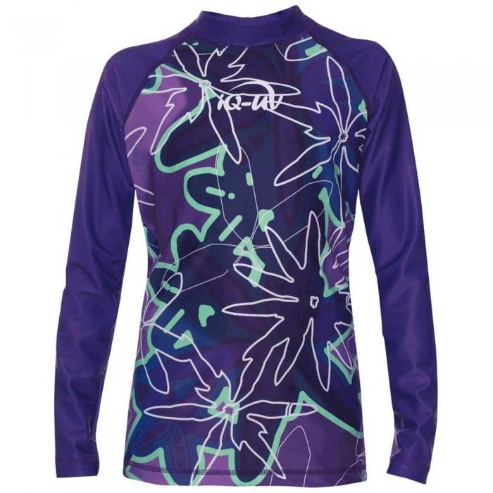 [해외]iQ-Company UV 230 Shirt Youngster L/S 10136789950 Lilac