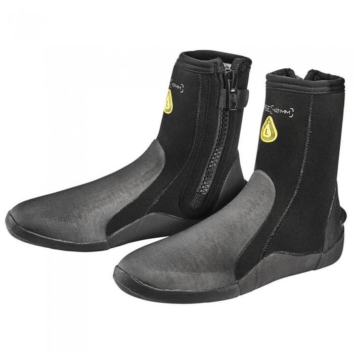 [해외]스쿠버프로 Base Boot 4 mm 10136708178 Black