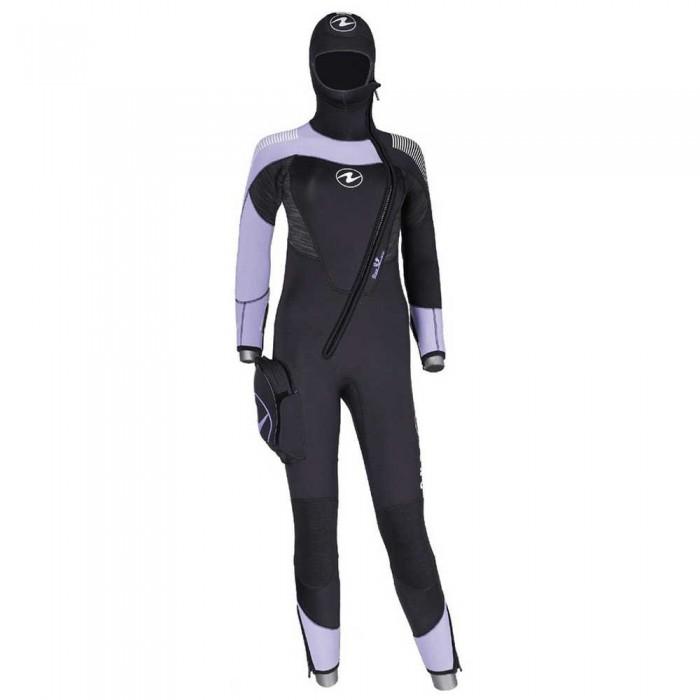 [해외]아쿠아렁 Dynaflex FS 6.5 mm 10137691454 Black / Pink